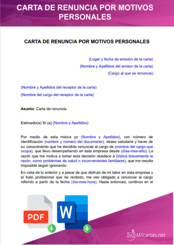 modelo-plantilla-formato-ejemplo-carta-renuncia-motivos-personales
