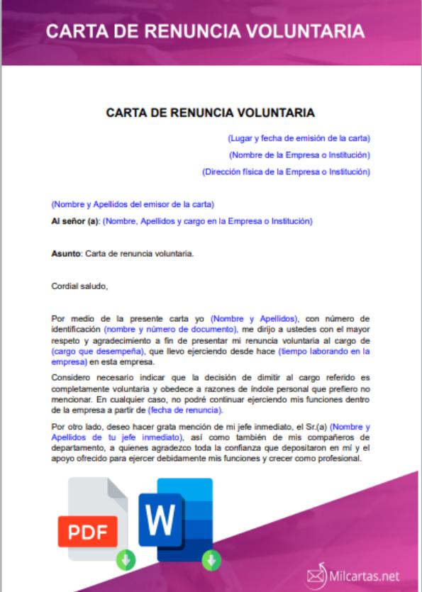 modelo-plantilla-formato-ejemplo-carta-renuncia-voluntaria