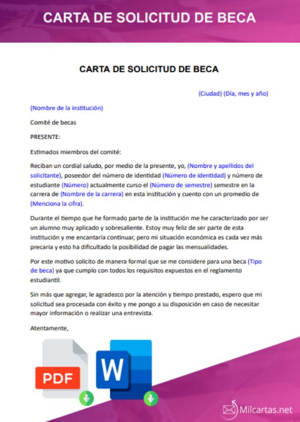 modelo-plantilla-formato-ejemplo-carta-solicitud-beca